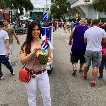 Photo Of Calle Ocho Miami Fl United States