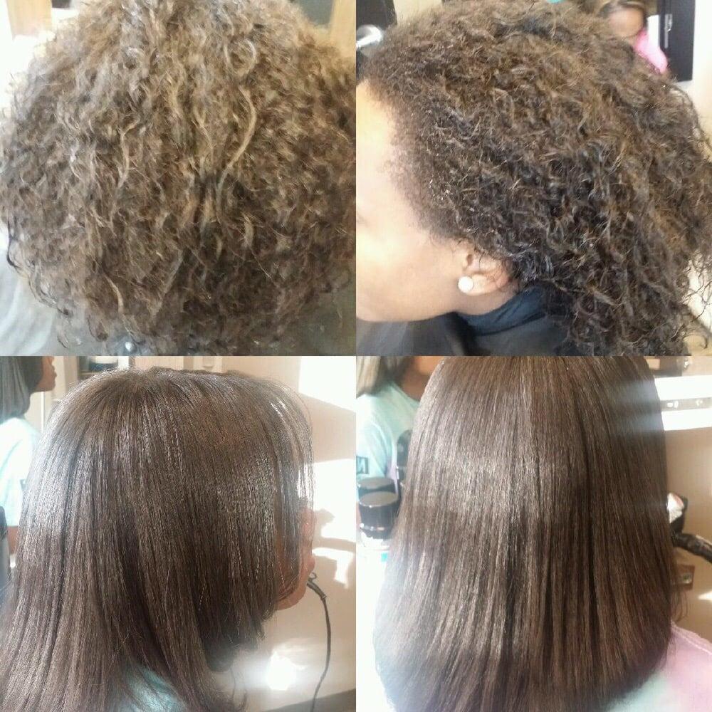 Natural Hair Dominican Salon