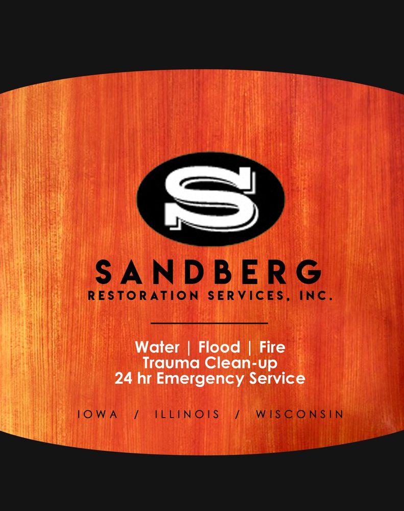 Sandberg Restoration Services: Davenport, IA