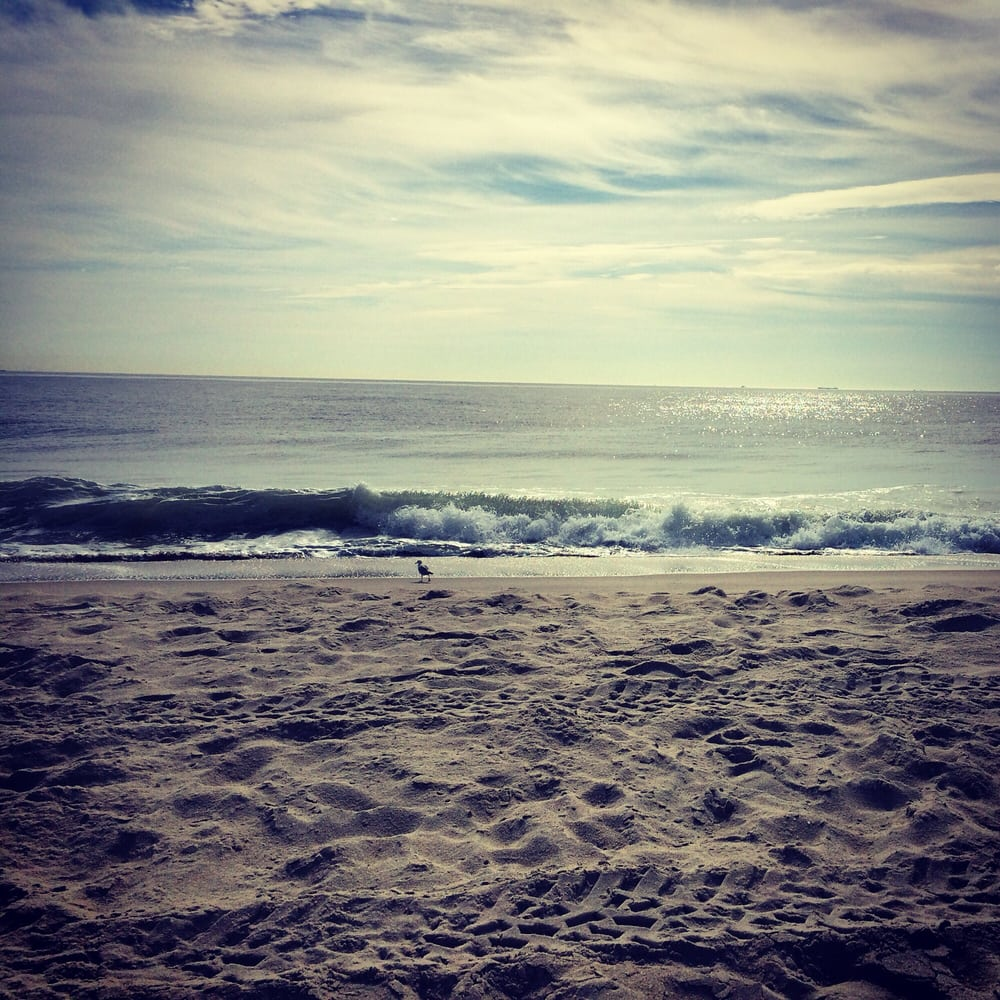 Peaceful Places In Nj: Sea Bright Beaches