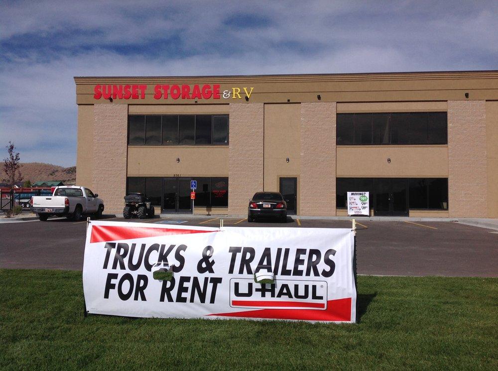 U-Haul Neighborhood Dealer: 9361 Sunset Dr, Eagle Mountain, UT