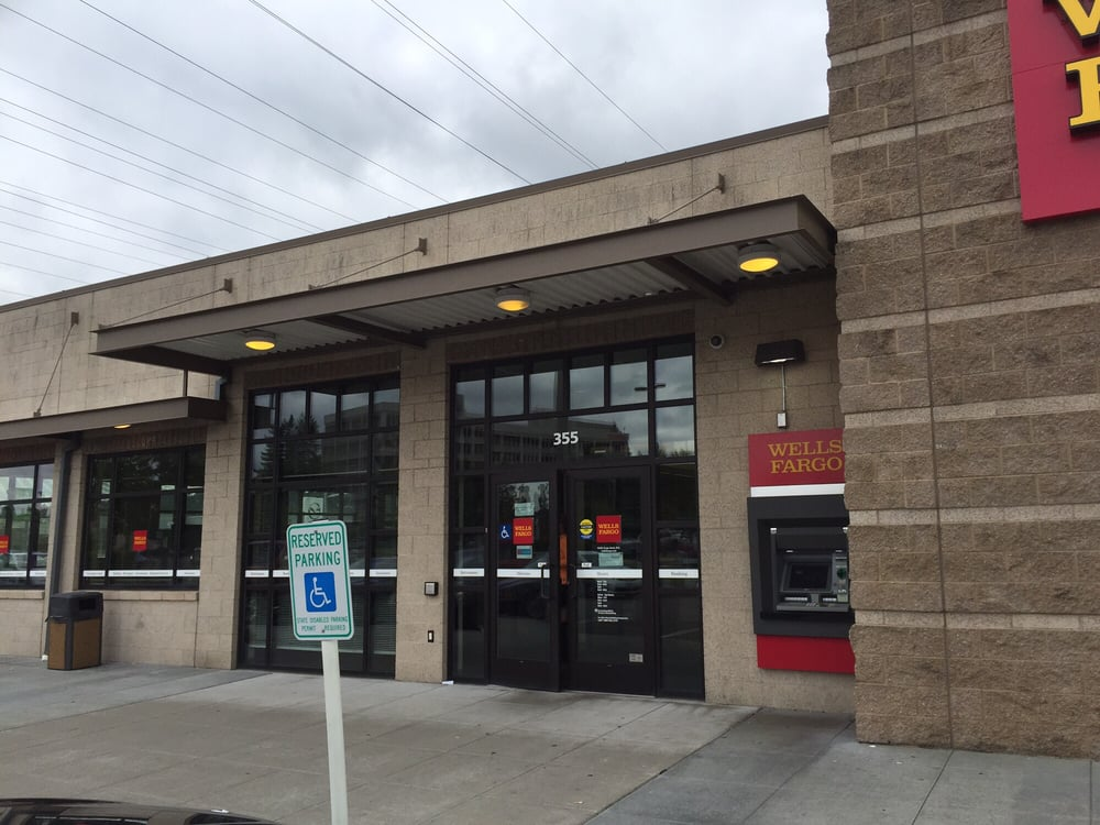 Wells Fargo Bank: 355 S Grady Way, Renton, WA