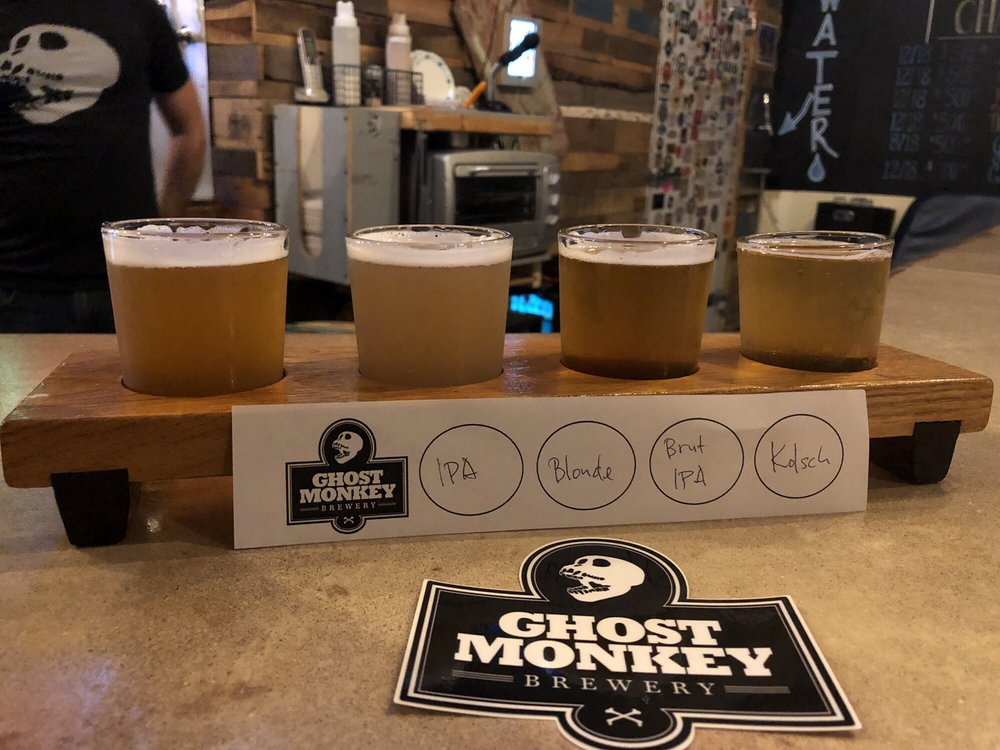 Ghost Monkey Brewery