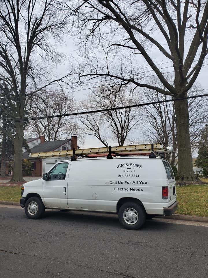 Jim & Sons Electric: Huntingdon Valley, PA