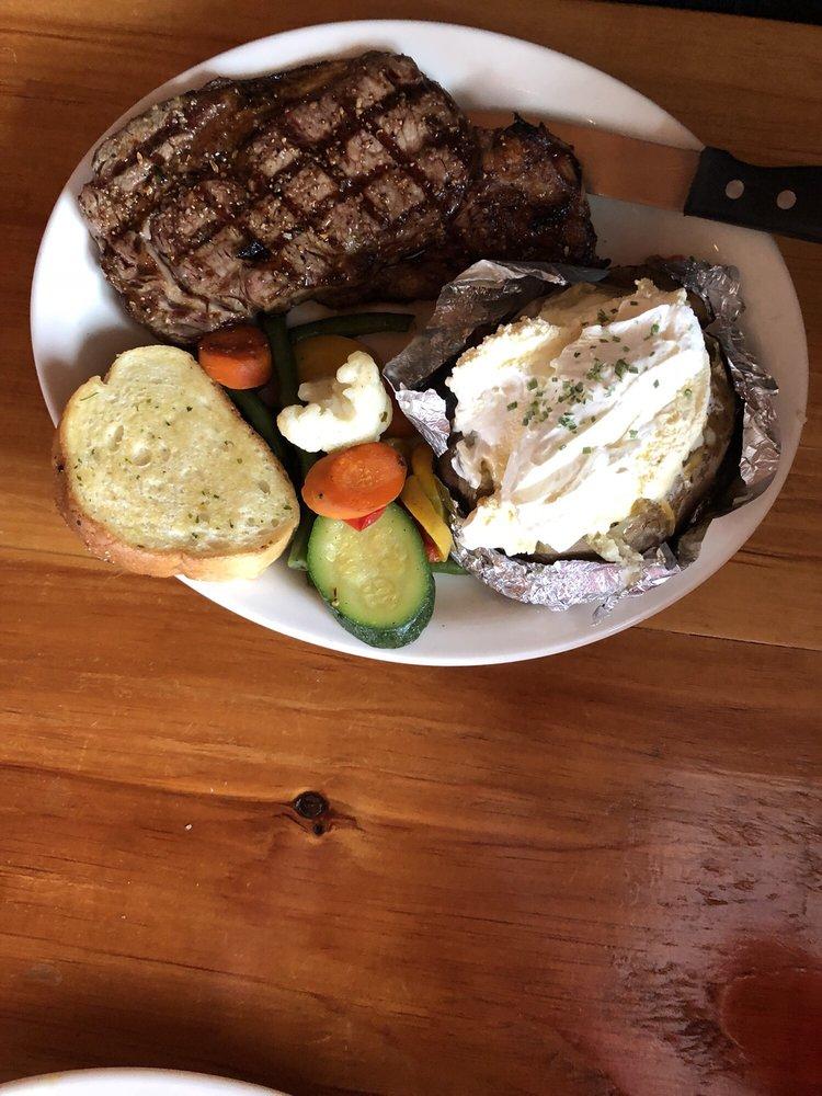 Saddle Up Steakhouse: 5751 E Hwy 54, Athol, ID