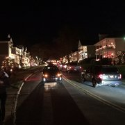 photo of christmas town usa mcadenville nc united states