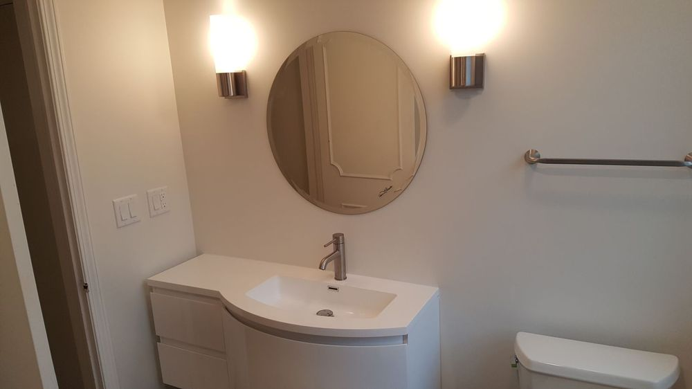 Photos For Darek Sons Remodeling Yelp - Bathroom remodeling mount prospect il