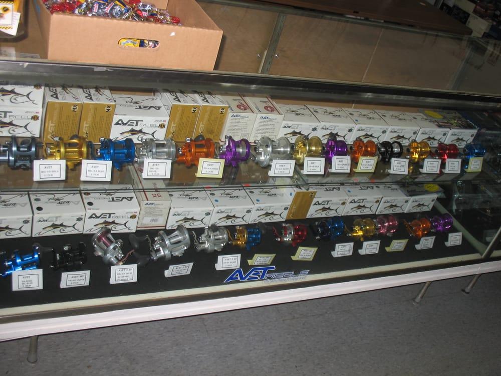 Hyun's Tackle Shop: 3639 E Harbor Blvd, Ventura, CA