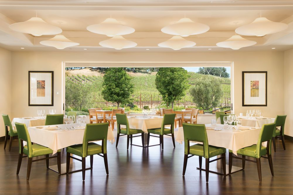 The Restaurant at JUSTIN: 11680 Chimney Rock Rd, Paso Robles, CA