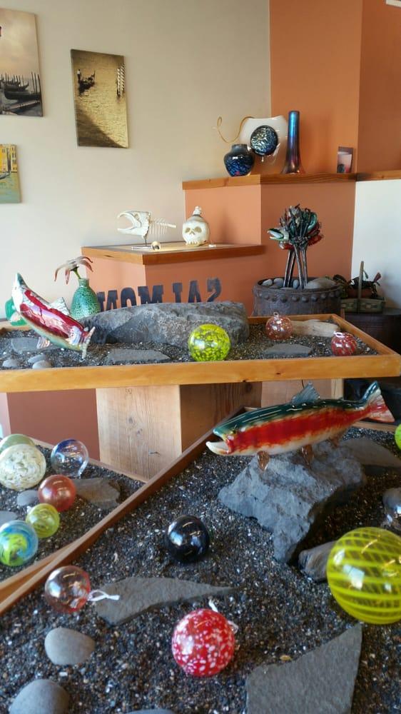 Nichols Art Glass: 912 W 6th St, The Dalles, OR