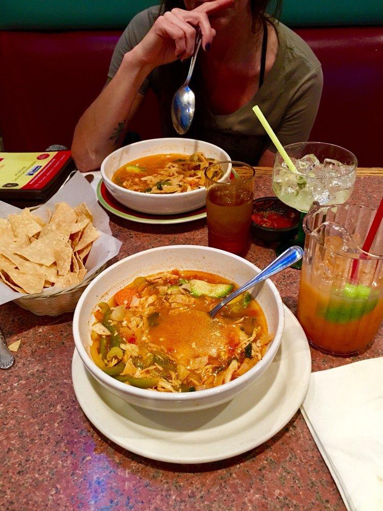 Food from La Sierra