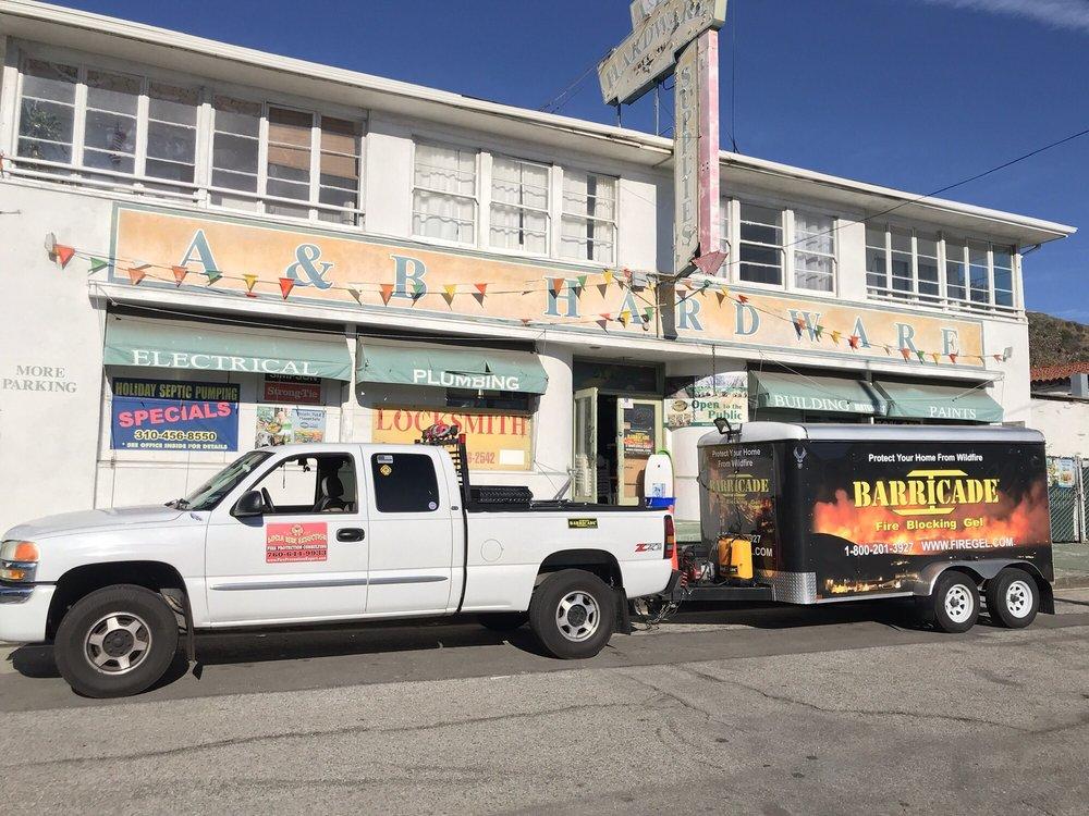 A B Malibu Plumbing Heating Electrical 27 Reviews 21249 Pacific Coast Hwy Ca Phone Number Yelp