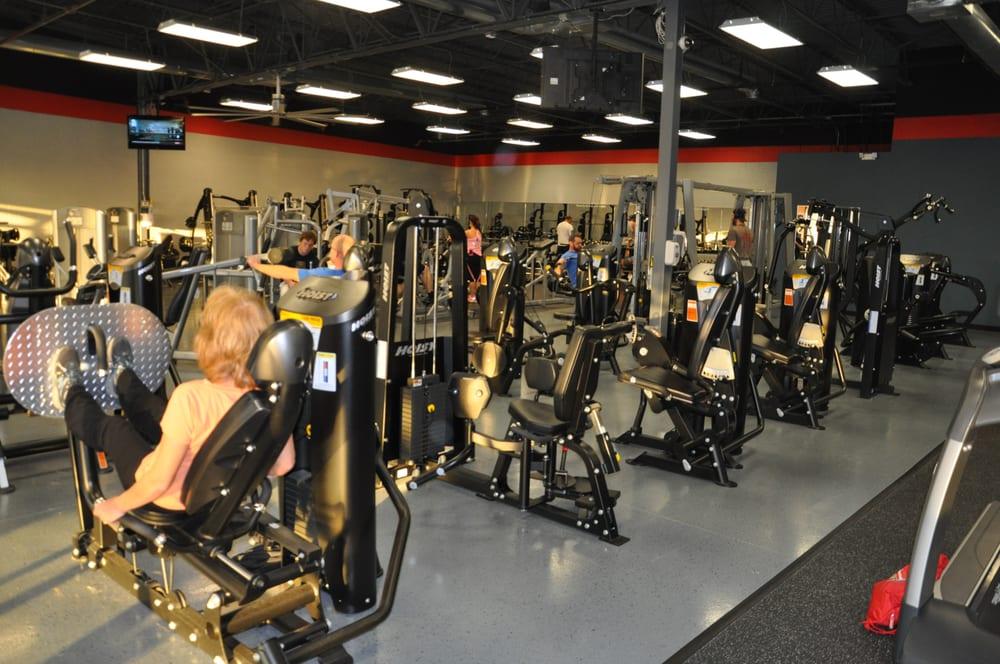 Complete Fitness: 6225 Ronald Reagan Dr, Lake Saint Louis, MO