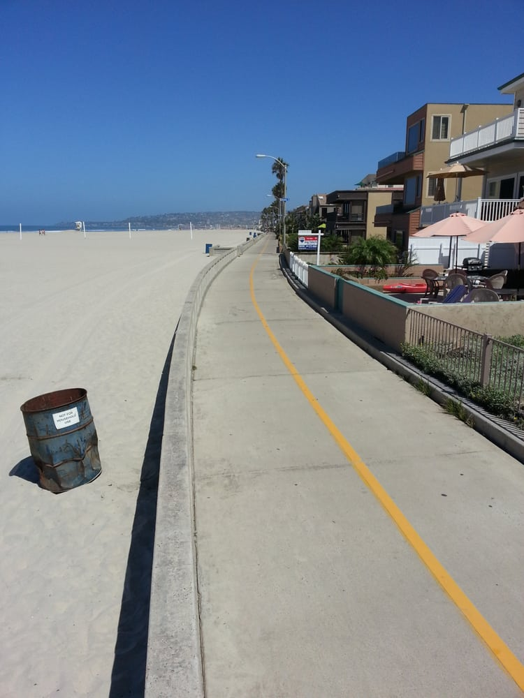 Ocean Front Walk: 705 Salem Ct, San Diego, CA