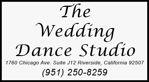 Wedding Dance Studio: 1760 Chicago Ave, Riverside, CA