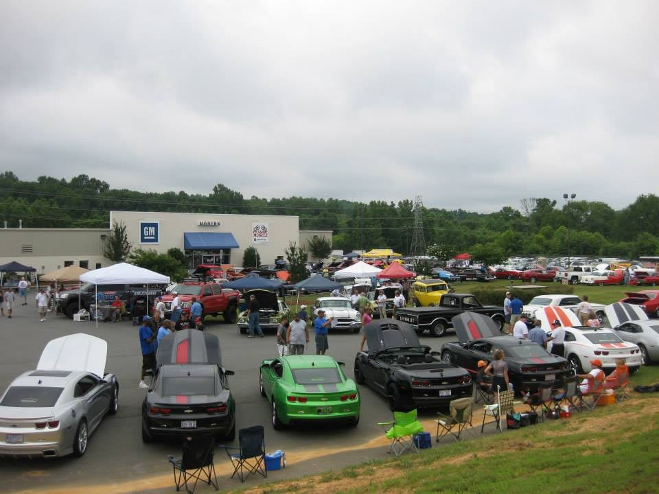 Classic Muscle - Auto Parts & Supplies - 5415 Kelley Moore Dr ...