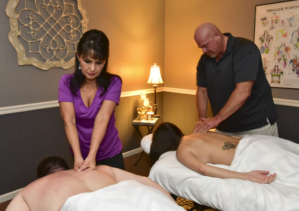 Birmingham Massage Couple