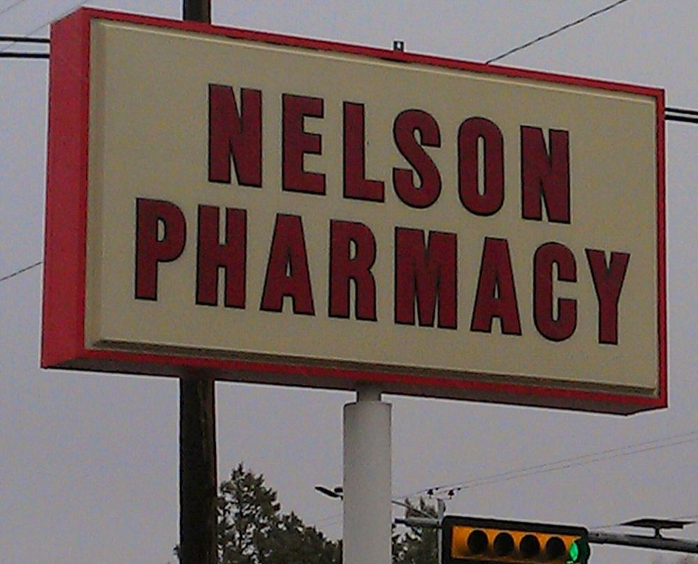 Nelson Pharmacy: 805 E Tahoka Rd, Brownfield, TX