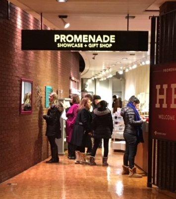 Promenade Showcase and Gift Shop: 500 S Goodwin Ave, Urbana, IL