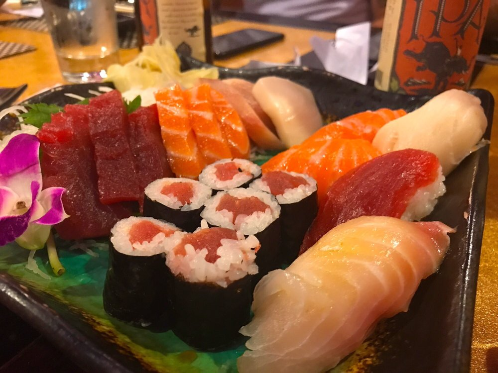 JP Nori Sushi & Asian Cuisine