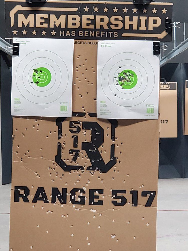 Range 517: 6135 W Saginaw Hwy, Lansing, MI