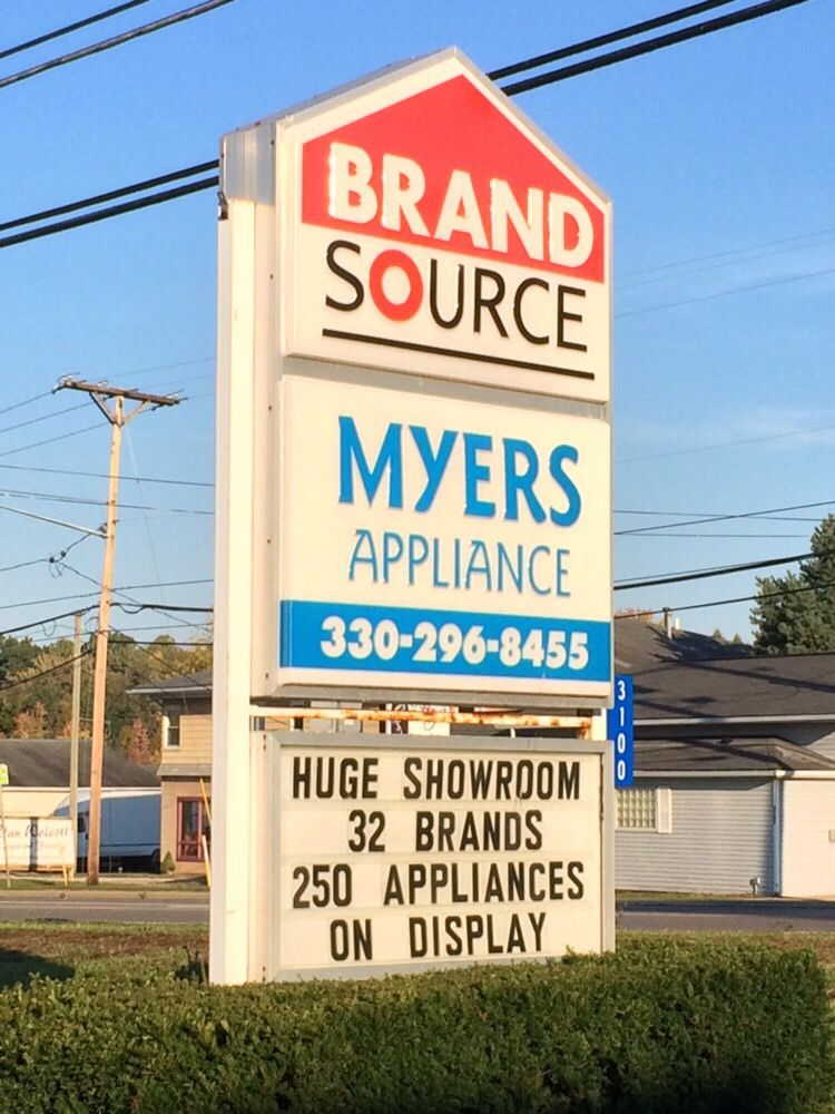 Myers Liance 13 Photos Liances Repair 3100 State Rt 59 Ravenna Oh Phone Number Last Updated December 2018 Yelp