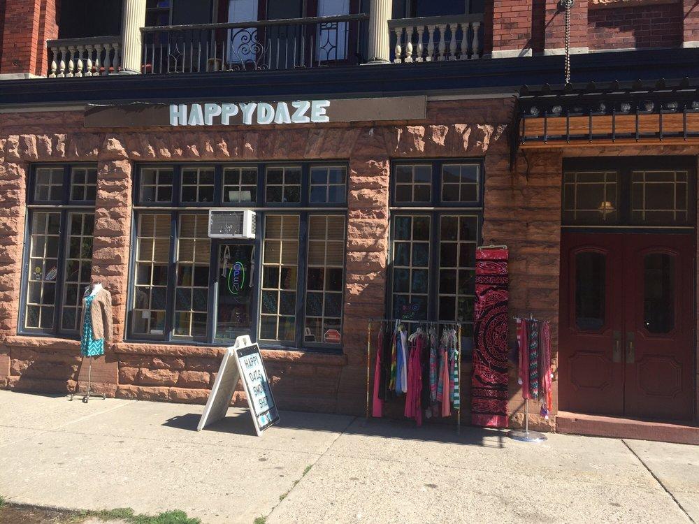 Social Spots from Happy Daze Smoke Shop