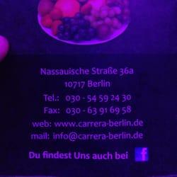 Carrera Lounge Geschlossen Shisha Bar Nassauische Str 36 A