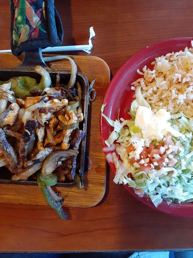 Fiesta Mexicana Louisburg: 505 Retail Way, Louisburg, NC