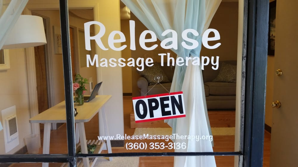 Release Massage Therapy: 1417 15th Ave, Longview, WA