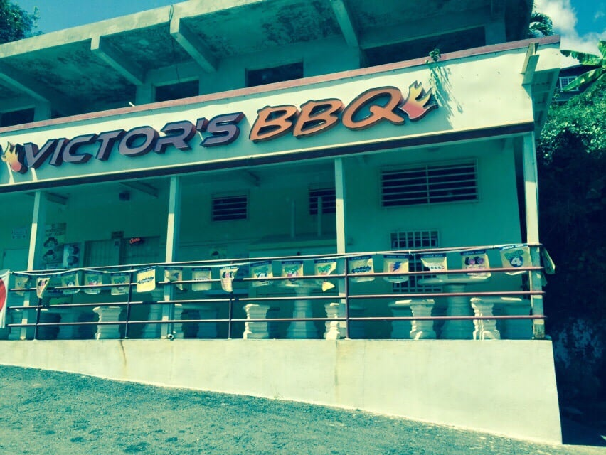 Victor's BBQ: Carr. 780 Km 3.3, Comerío, PR