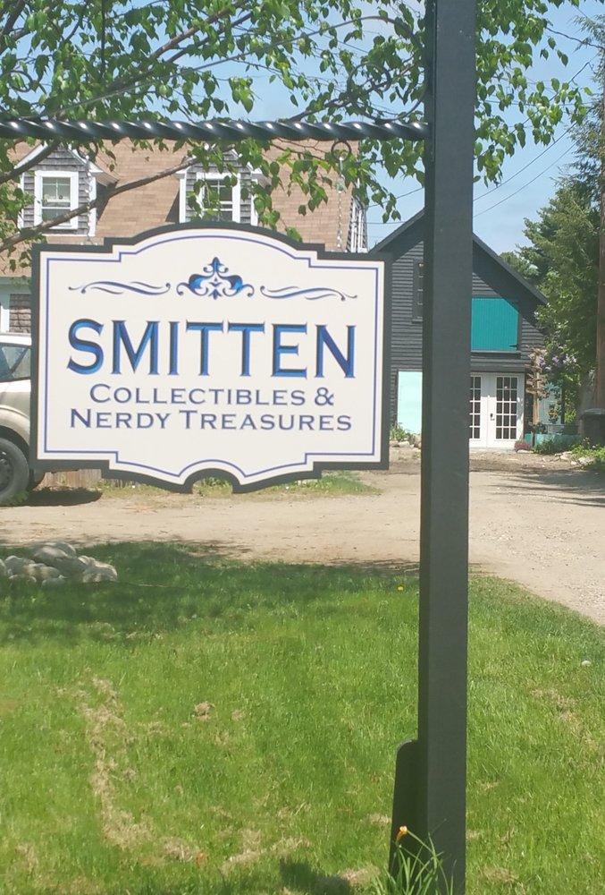 Smitten Collectibles & Nerdy Treasures: 2 Hodgdon St, Damariscotta, ME