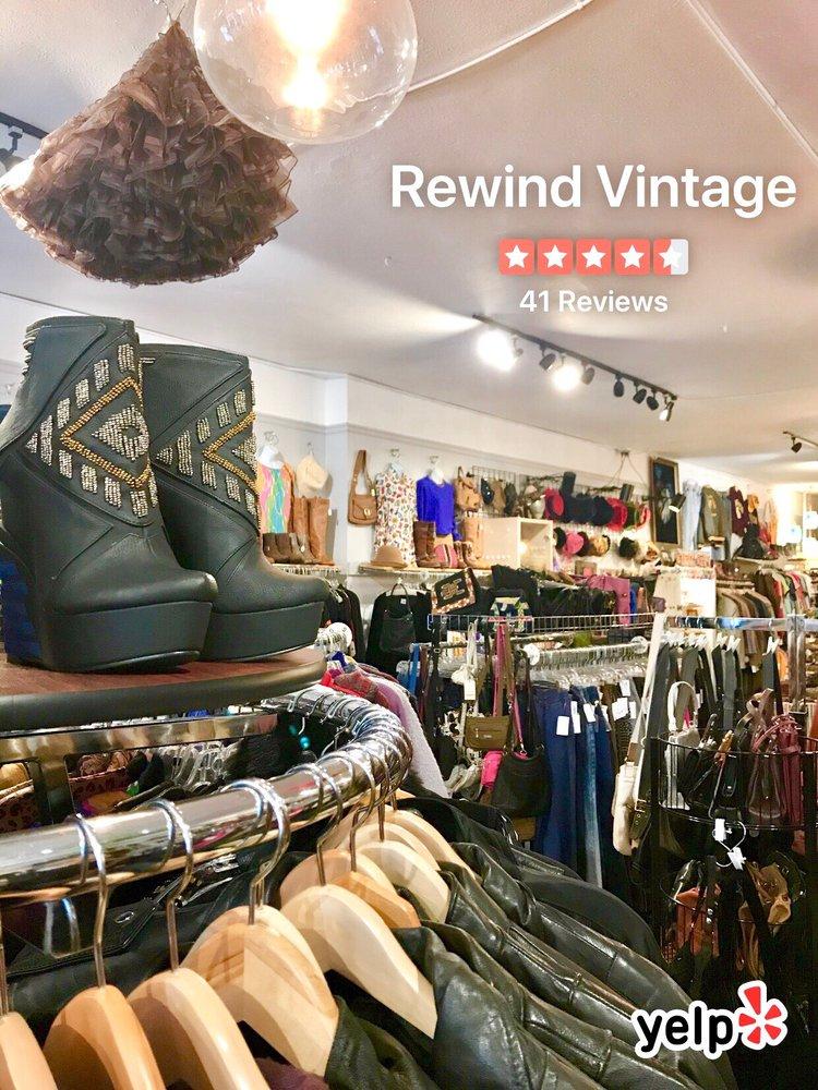 Rewind Vintage