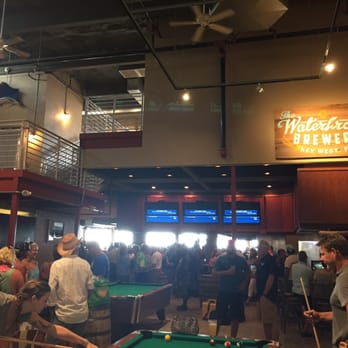 Photo Of The Waterfront Brewery Key West Fl United States Busy Opening