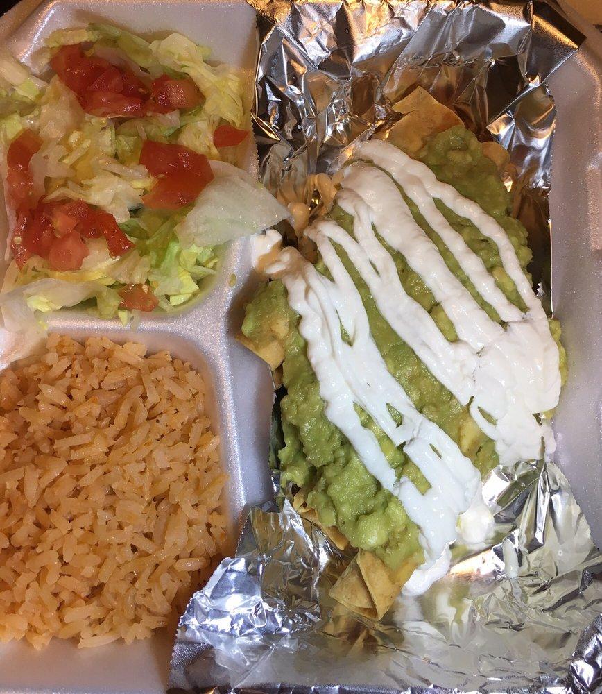 Un Taco Mas: 7810 W Mile 7, Mission, TX