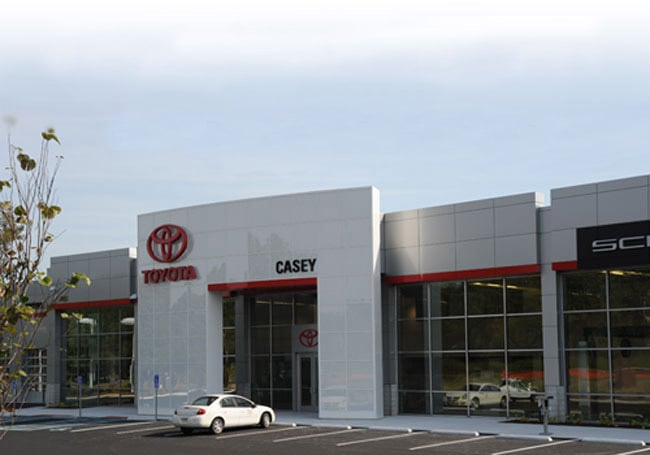 Toyota Dealers Near Me >> Casey Toyota - 12 Reviews - Car Dealers - 601 E Rochambeau ...