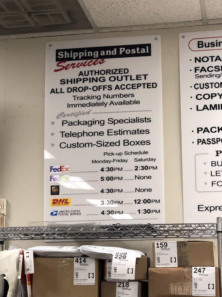 Diamond Mail & Shipping: 1249 S Diamond Bar Blvd, Diamond Bar, CA
