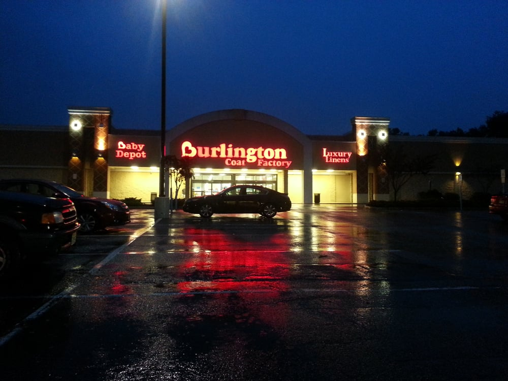 burlington coat factory Burlington has name-brand merchandise for the entire family and home at up to 65% off department store prices every day.
