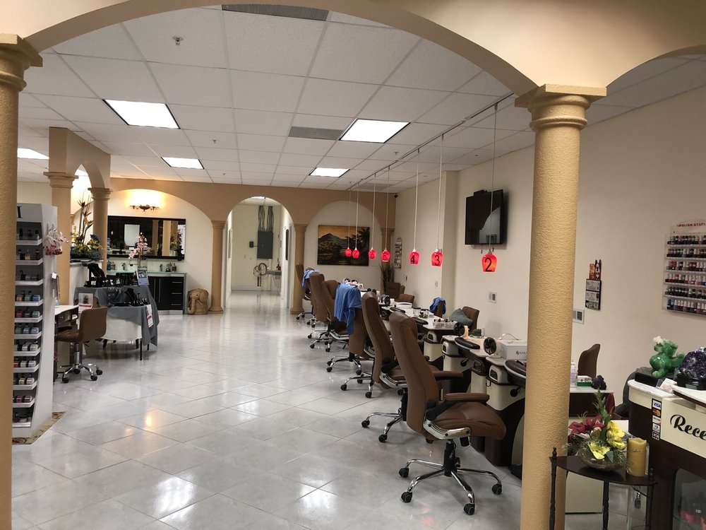 #1 New York Nails & Spa: 25987 S Tamiami Trl, Bonita Springs, FL