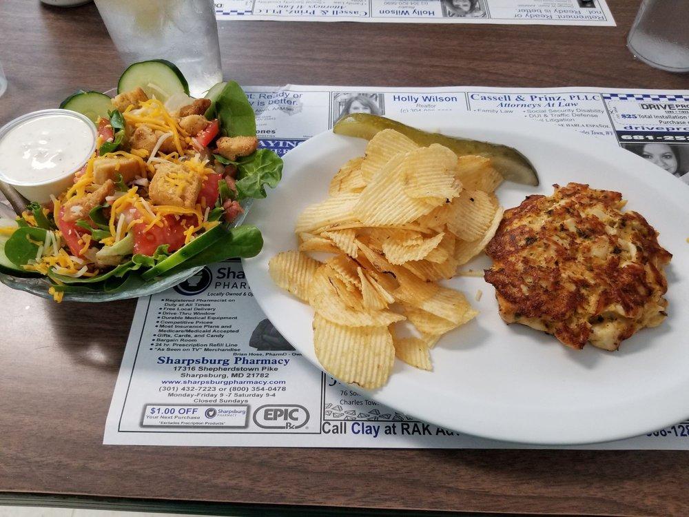 Betty's Restaurant: 112 E German St, Shepherdstown, WV