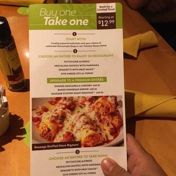 Olive Garden Italian Restaurant 51 Photos 64 Reviews Italian 2750 Highway 6 West Oaks