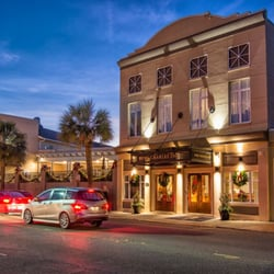 Photo Of King Charles Inn Charleston Sc United States Meeting Street Entrance
