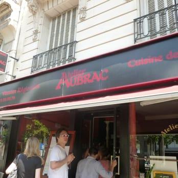 Restaurant Atelier Aubrac Paris