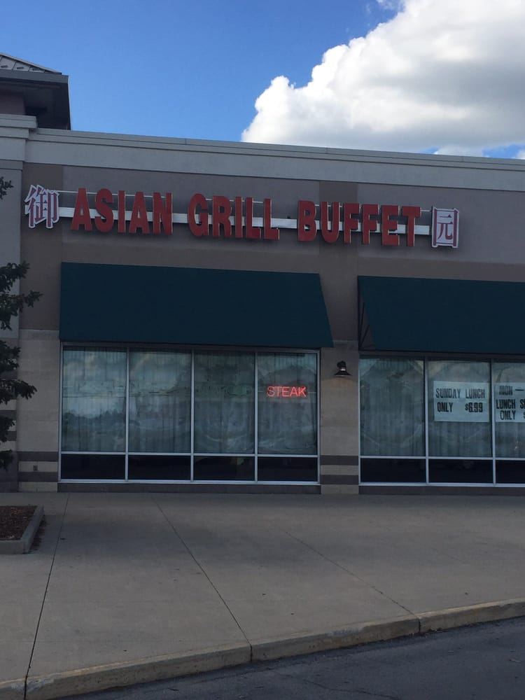 Asian Grill Buffet: 870 W Market St, Tiffin, OH
