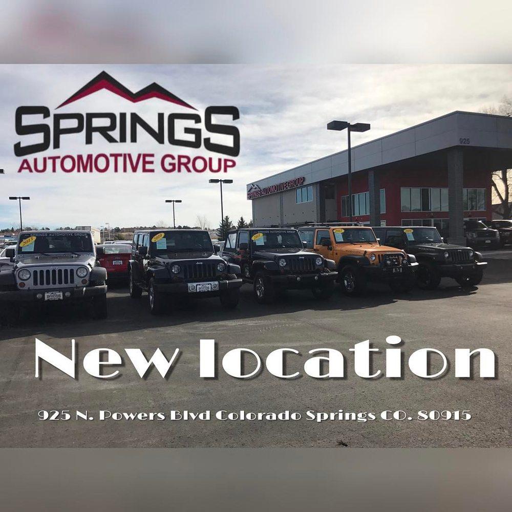 Springs Automotive Group