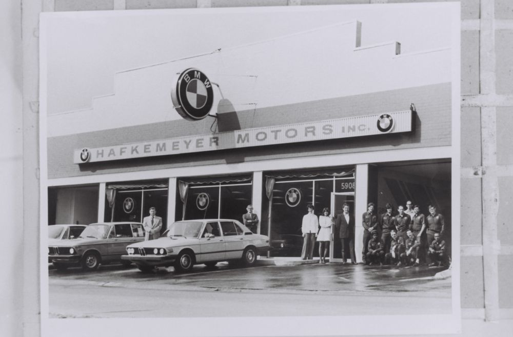 Hafkemeyer Motors: 7115 Wyandotte, Kansas City, MO