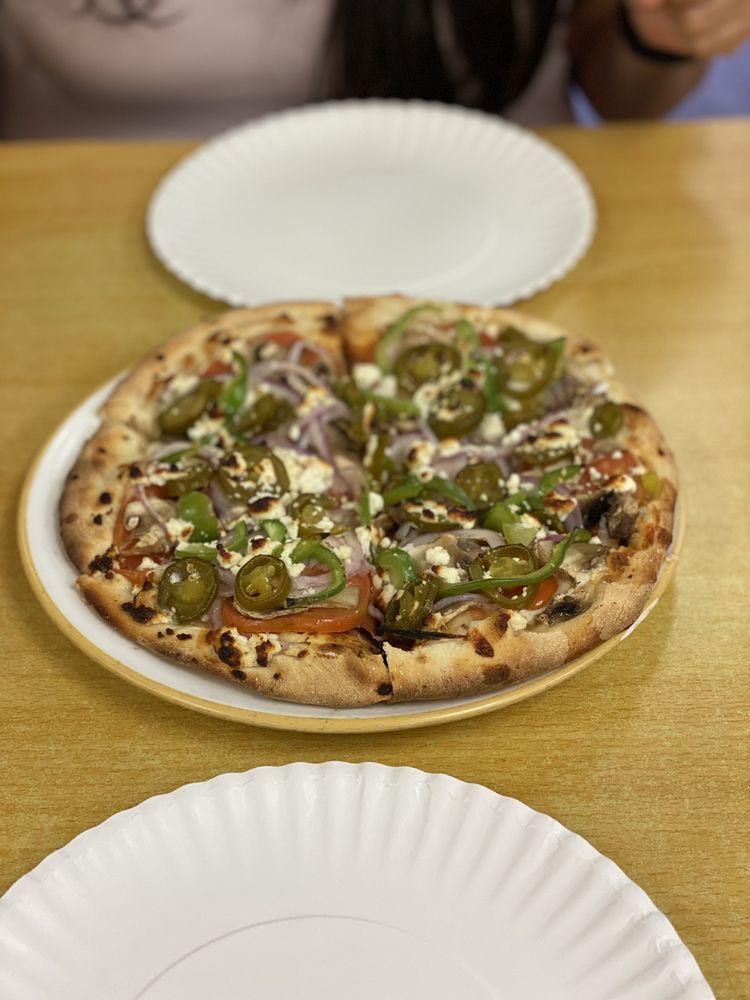 M3 Pizza: 4009 Bellaire Blvd, Houston, TX