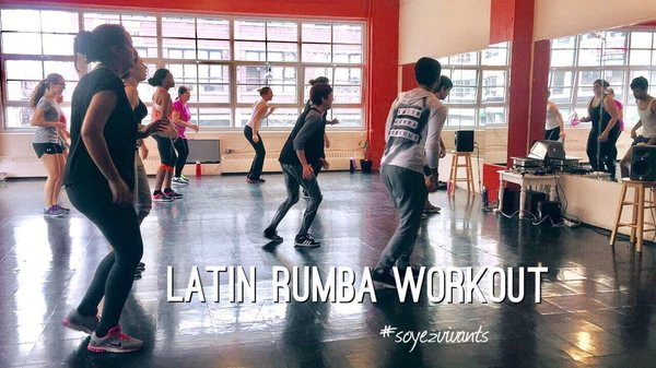 Latin Rumba Workout