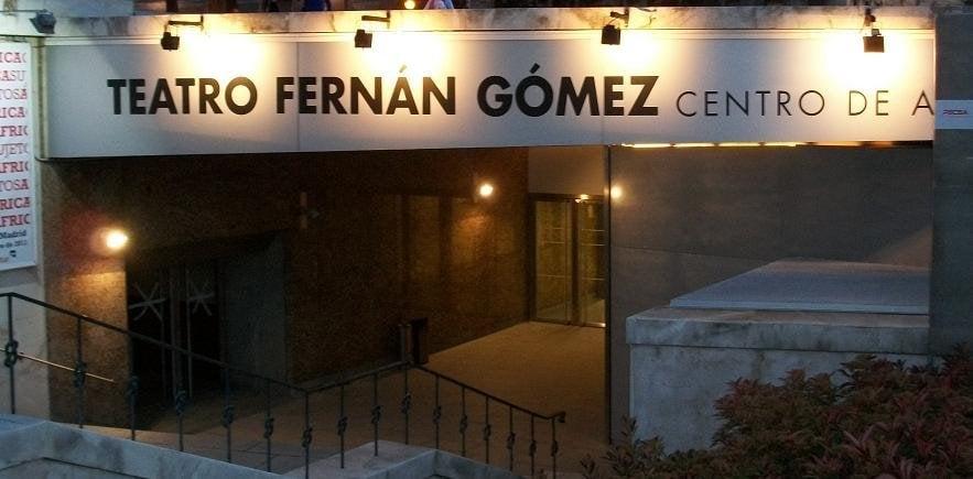 Teatro Fernán Gómez Centro de Arte