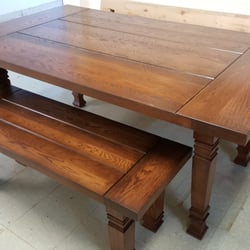 Photo Of American Pride Woodworking   Derry, NH, United States. Solid Oak  Farmhouse